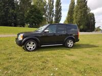 Land rover discovery - 7 full leather seats REDUCED