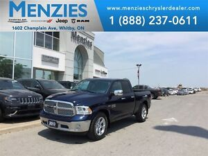 2013 Ram 1500 Laramie, Bluetooth, Sirius, Hitch, Clean Carproof