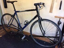 Decathlon Single Speed Bike - Carbon Crank