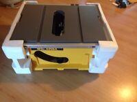 Dewalt table saw DW744XP never used in original box