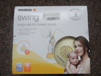 Medela Swing electric breast pump 2-phase with calma