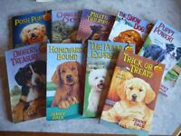 Bundle of 9 Puppy Patrol Books