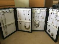 Fifth Avenue Costume Jewellery with display stands
