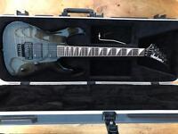 Jackson SLAT3-6 Soloist Archtop Guitar MADE IN JAPAN, EMG pickups, swap, trade px