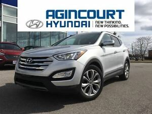 2014 Hyundai Santa Fe Sport 2.0T Limited/AWD/NAVI/LEATHER/ONLY 2