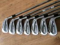 Titleist AP2 716 stiff irons 4-P brand new sealed and boxed