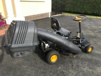 """McCULLOCH 26"""" RIDE ON TRACTOR LAWNMOWER"""