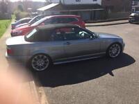 BMW 318 ci M sport