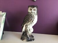 China Owl figure