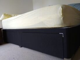 NEW DOUBLE BED BASE