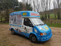 Ice Cream Van Available For All Events, Fetes, Shows, Family Occasions Dorset And Somerset