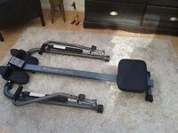 Bodysculpture BR1900 hydraulic rowing machine