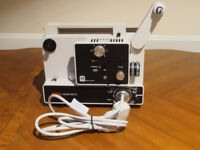 Eumig Silent Standard and Super 8 Film Projector