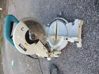 makita mitre chop saw used in good working order