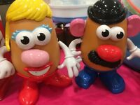 Mr & Mrs Potatohead