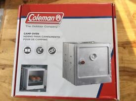 CAMPING OVEN. COLEMAN