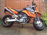 KTM 990 Sm 2010