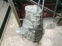 Audi A4 b8 A5 2.0 tfsi manual gearbox LLS
