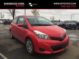 2014 Toyota Yaris CE Automatic-Clean History