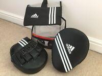 Boxing pads Adidas