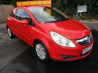 2007 57 VAUXHALL CORSA 1.2 CLUB 1 OWNER EXCELLENT HISTORY LOW 96K LONG MOT LOVELY DRIVE PX SWAPS
