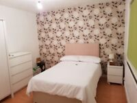 Double room for rent in West Drayton £500pcm, few mins walk to high st/station - ideally vegetarian