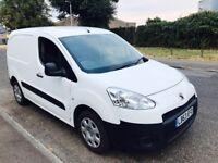 2014 Peugeot partner van diesel full service history