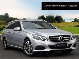 Mercedes-Benz E Class E220 BLUETEC SE (silver) 2015-06-12
