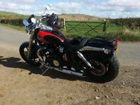 Triumph Speedmaster 865, 11months MOT, alarm triumph-cat1 fitted, service history, lots of extras !!