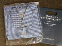 New designer Charles Tyrwhitt & Yves St Laurent Shirt