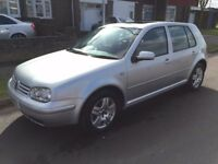 Volkswagen Golf 1.9 TDI, Good Condition and Drives Beautifully - Top of the range model in its time