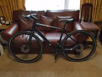 Specialized Sirrus Disc Elite 2017 Hybrid Bike - Practically brand new unwanted gift