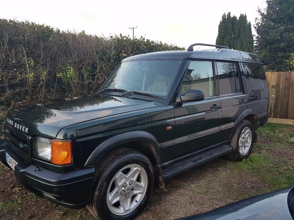 seater land discovery landrover ii sale m low gs estate o for dr p mileage t rover