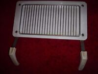 Grill pan - metal, vgc