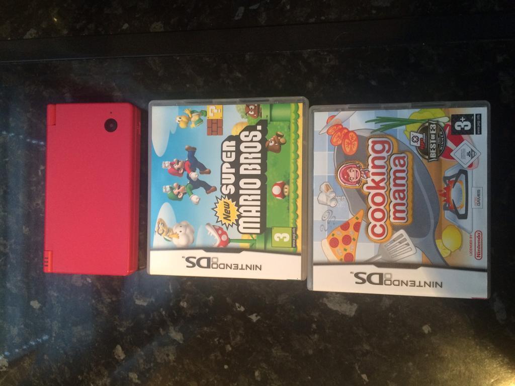 Pink Nintendo DSI For Sale