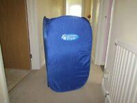 Pop Up Electric Folding Indoor Air Dryer
