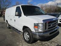 2009 Ford E-150 CARGO VAN** CERT & 3 YEARS WARRANTY INCLUDED