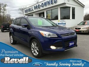 2014 Ford Escape Titanium 4WD...Ford Credit lease return, Ecoboo