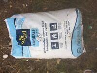 Water softener salt 25 kg bags