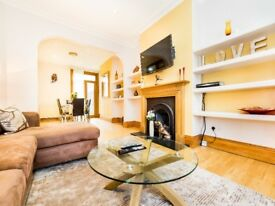 3 Bed House Short Term Rent, it is a beautifully decorated Victorian home with all mod cons.