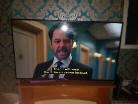50inch smart tv laurus for sale