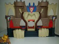 Fisher price Imaginext lions den Knights castle