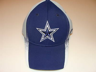 Reebok Dallas Cowboys 2010 Speckle Hat Cap S/M NFL for sale  Canada