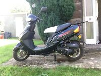 Direct bikes sports scooter 50cc quick sale wanted