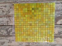 yellow bathroom tiles. Brand: Original Style. Model: Etna
