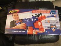Nerf N-Strike Hyperfire (BRAND NEW)