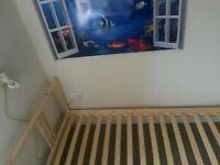 kids single bed frame and toddlers bed frame