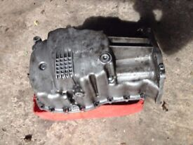 Sump tank from 2005 Renault Scenic 1.5 DCI