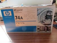 LASER PRINTER CARTRIDGES 74A HP LASERJET 4P/4L