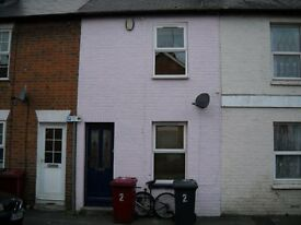 West Reading: Two bedroom Victorian mid-terrace house to let unfurnished